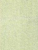 πράσινη πετσέτα σύστασης στοκ εικόνες