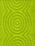 πράσινη πετσέτα σύστασης στοκ εικόνα με δικαίωμα ελεύθερης χρήσης