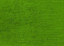 πράσινη πετσέτα σύστασης στοκ εικόνα