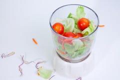1 πράσινη σαλάτα Στοκ Φωτογραφία