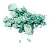 Πράσινη σκιά ματιών Στοκ Φωτογραφίες