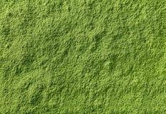Πράσινη σκόνη τσαγιού matcha Στοκ φωτογραφίες με δικαίωμα ελεύθερης χρήσης