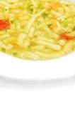 πράσινη σούπα φασολιών στοκ φωτογραφία με δικαίωμα ελεύθερης χρήσης