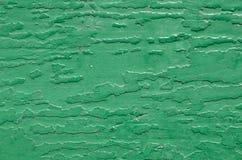Πράσινη σύσταση με τους λεκέδες από το χρώμα Στοκ Εικόνες