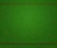 Πράσινη σύσταση τζιν Στοκ Εικόνες