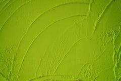 Πράσινη σύσταση τοίχων σχεδίων Στοκ φωτογραφία με δικαίωμα ελεύθερης χρήσης