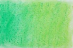 Πράσινη σύσταση υποβάθρου κραγιονιών κρητιδογραφιών Στοκ εικόνα με δικαίωμα ελεύθερης χρήσης