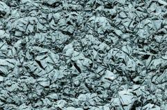 Πράσινη σύσταση υποβάθρου φύλλων αλουμινίου Στοκ Φωτογραφίες