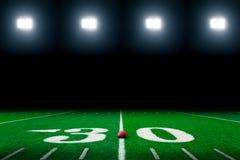 πράσινη σύσταση χλόης ποδοσφαίρου πεδίων ανασκόπησης στοκ φωτογραφίες