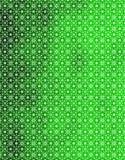 πράσινη ταπετσαρία Χριστο&u Στοκ Εικόνες