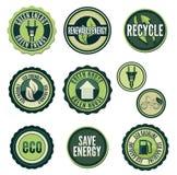 Πράσινη τεχνολογία Στοκ εικόνα με δικαίωμα ελεύθερης χρήσης