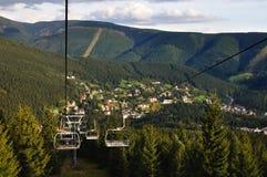 πράσινοι λόφοι στοκ φωτογραφίες με δικαίωμα ελεύθερης χρήσης