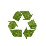 πράσινος ανακύκλωσης Στοκ Φωτογραφίες