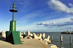 πράσινος ανοικτό κόκκινο Στοκ φωτογραφίες με δικαίωμα ελεύθερης χρήσης