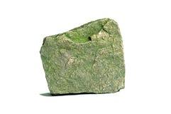 Πράσινος βράχος Στοκ φωτογραφία με δικαίωμα ελεύθερης χρήσης