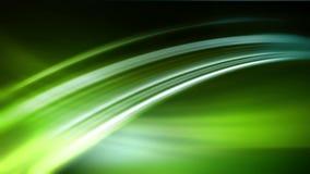 Πράσινος βρόχος υποβάθρου με τις άσπρες γραμμές διανυσματική απεικόνιση