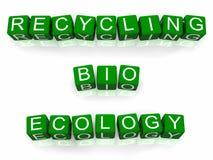 πράσινος γρίφος Στοκ εικόνες με δικαίωμα ελεύθερης χρήσης