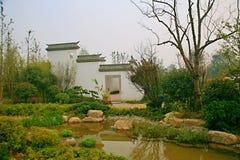Πράσινος κήπος EXPO σε Zhengzhou Στοκ φωτογραφίες με δικαίωμα ελεύθερης χρήσης