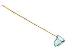 Πράσινος καθαρός για τη σύλληψη των πεταλούδων Στοκ φωτογραφία με δικαίωμα ελεύθερης χρήσης