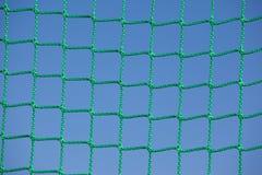Πράσινος καθαρός Στοκ φωτογραφία με δικαίωμα ελεύθερης χρήσης
