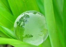 πράσινος κόσμος έννοιας στοκ φωτογραφίες με δικαίωμα ελεύθερης χρήσης