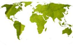 πράσινος κόσμος Στοκ φωτογραφίες με δικαίωμα ελεύθερης χρήσης