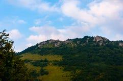 Πράσινος λόφος στη Βοσνία στοκ φωτογραφία με δικαίωμα ελεύθερης χρήσης