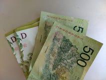 Πράσινος μισθός Αργεντινός πέσων μετρητών χρημάτων στοκ φωτογραφία με δικαίωμα ελεύθερης χρήσης