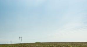 Πράσινος ουρανός τομέων ANS στοκ φωτογραφία με δικαίωμα ελεύθερης χρήσης