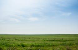Πράσινος ουρανός τομέων ANS στοκ εικόνα με δικαίωμα ελεύθερης χρήσης