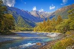 πράσινος ποταμός Στοκ Φωτογραφίες