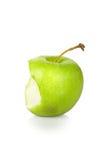 Πράσινος πυρήνας μήλων Στοκ εικόνα με δικαίωμα ελεύθερης χρήσης