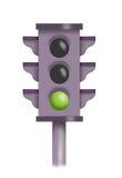 πράσινος σηματοφόρος ελεύθερη απεικόνιση δικαιώματος