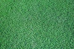 πράσινος συνθετικός χλόης Στοκ φωτογραφία με δικαίωμα ελεύθερης χρήσης