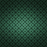 Πράσινος τάπητας μωσαϊκών Στοκ εικόνα με δικαίωμα ελεύθερης χρήσης
