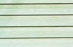 Πράσινος τοίχος σπιτιών χρώματος πλαστικός Στοκ Εικόνα