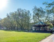Πράσινος τομέας στο Annecy, Γαλλία Στοκ Εικόνες