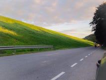 πράσινος τρόπος Στοκ φωτογραφία με δικαίωμα ελεύθερης χρήσης