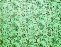 πράσινος τρύγος ανασκόπησ στοκ φωτογραφία