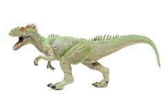 Πράσινος τυραννόσαυρος Στοκ Φωτογραφία