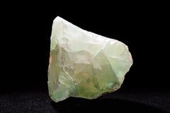 πράσινος φθορίτης από τη Βουλγαρία Στοκ Εικόνες