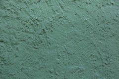 Πράσινος χρωματισμένος τοίχος στόκων παλαιό παράθυρο σύστασης λεπτομέρειας ανασκόπησης ξύλινο Στοκ Εικόνες