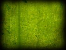 πράσινος shabby τοίχος Στοκ φωτογραφίες με δικαίωμα ελεύθερης χρήσης
