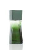 πράσινο άρωμα μπουκαλιών Στοκ φωτογραφία με δικαίωμα ελεύθερης χρήσης