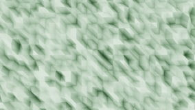 Πράσινο αφηρημένο polygonal σύγχρονο υπόβαθρο κινήσεων για τις παρουσιάσεις και τις εκθέσεις Διαγώνιες γραμμές, 4K άνευ ραφής βρό απεικόνιση αποθεμάτων