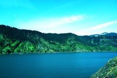 Πράσινο βουνό Στοκ φωτογραφίες με δικαίωμα ελεύθερης χρήσης