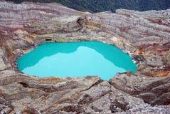 Πράσινο βουνό Dempo του Carter στοκ φωτογραφία
