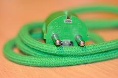 Πράσινο βούλωμα Στοκ φωτογραφία με δικαίωμα ελεύθερης χρήσης