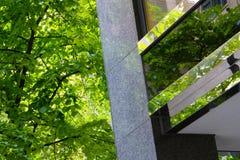 πράσινο διάστημα Στοκ φωτογραφία με δικαίωμα ελεύθερης χρήσης