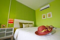 πράσινο δωμάτιο Στοκ εικόνες με δικαίωμα ελεύθερης χρήσης